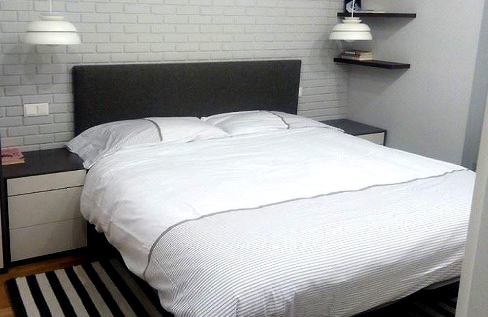 Cabezal estilo ingles tapiceria gayarre - Cabezal de cama tapizado ...